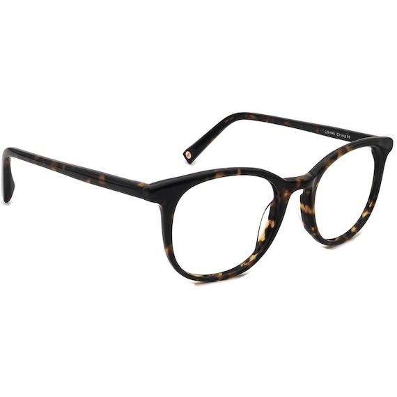Warby Parker Eyeglasses Durand 200 Tortoise Round… - image 1
