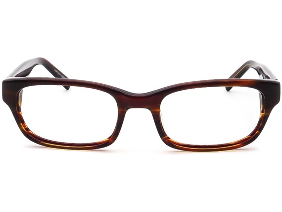 Warby Parker Eyeglasses Zagg 230  Brown Rectangul… - image 5