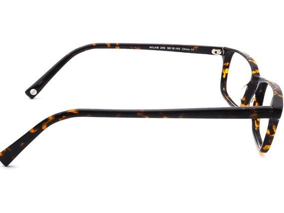 Warby Parker Eyeglasses Wilkie 200 Tortoise Recta… - image 4