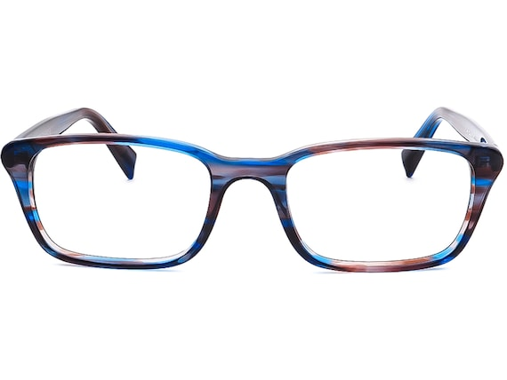 Warby Parker Eyeglasses Chilton 146 Blue/Gray/Pur… - image 2