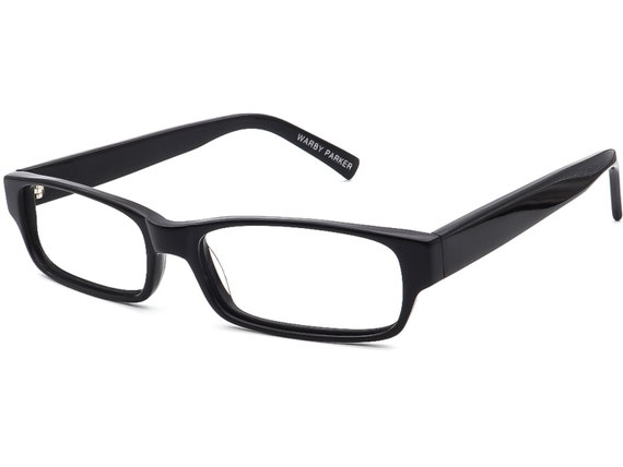 Warby Parker Eyeglasses Thompson 119-100 Black Re… - image 3