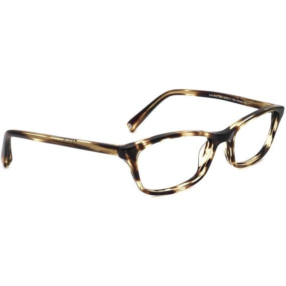Warby Parker Eyeglasses Annette 256 Tortoise Rect… - image 1