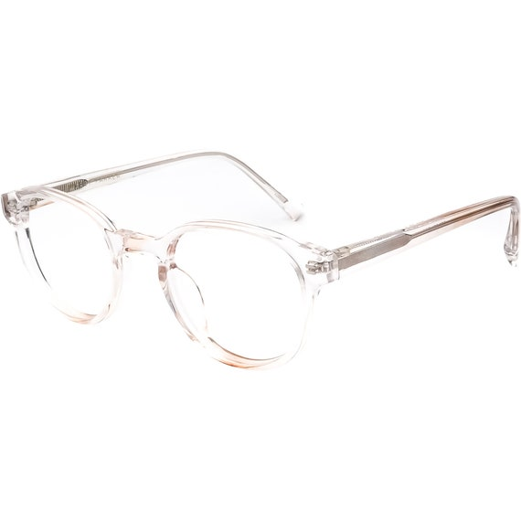 Warby Parker Eyeglasses Percel 500 Clear Round Fr… - image 3