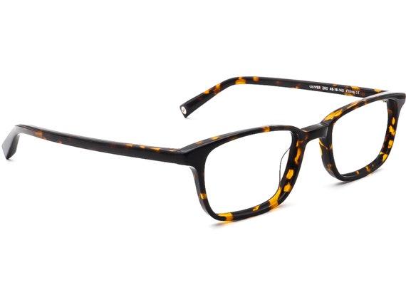 Warby Parker Eyeglasses Oliver 200 Dark Tortoise … - image 1