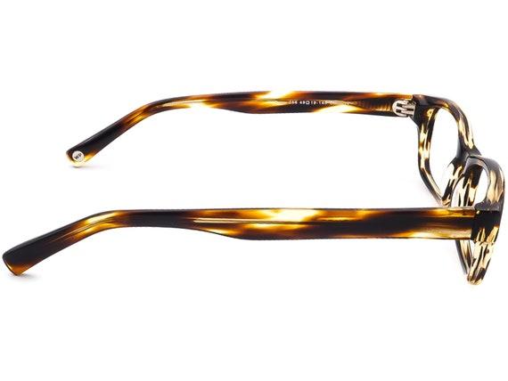 Warby Parker Eyeglasses Zagg 256 Tortoise Rectang… - image 4