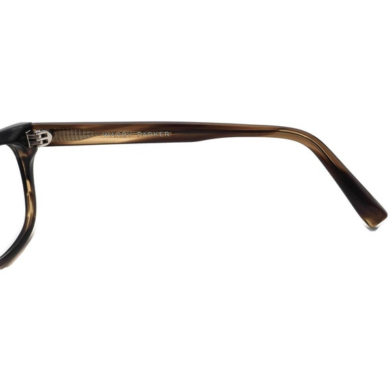 Warby Parker Eyeglasses Finch 234 Tortoise Rectan… - image 8