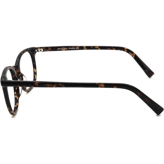 Warby Parker Eyeglasses Durand 200 Tortoise Round… - image 5