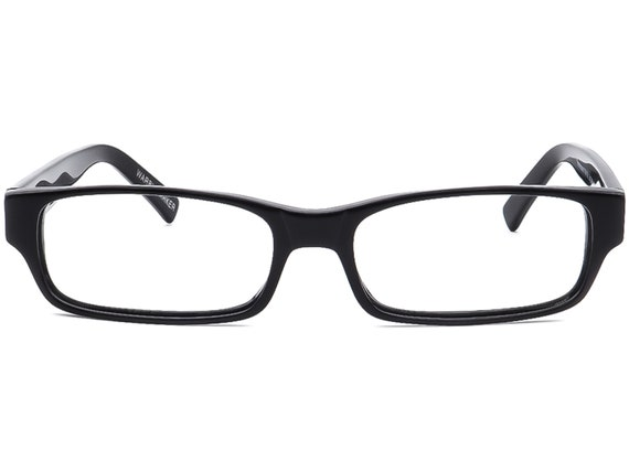 Warby Parker Eyeglasses Thompson 119-100 Black Re… - image 5