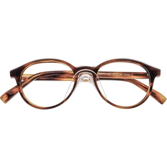 Warby Parker Eyeglasses Watts 280 Tortoise Round … - image 6