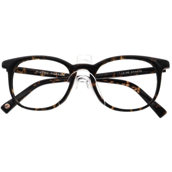 Warby Parker Eyeglasses Durand 200 Tortoise Round… - image 6