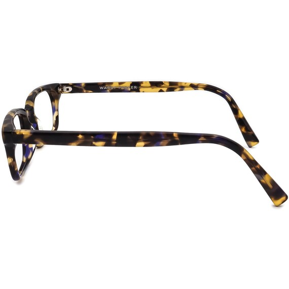 Warby Parker Eyeglasses Linwood 252 Tortoise/Purp… - image 5