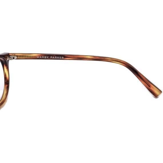Warby Parker Eyeglasses Watts 280 Tortoise Round … - image 8