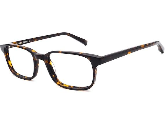 Warby Parker Eyeglasses Crane 200 Tortoise Square… - image 3