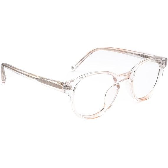 Warby Parker Eyeglasses Percel 500 Clear Round Fra