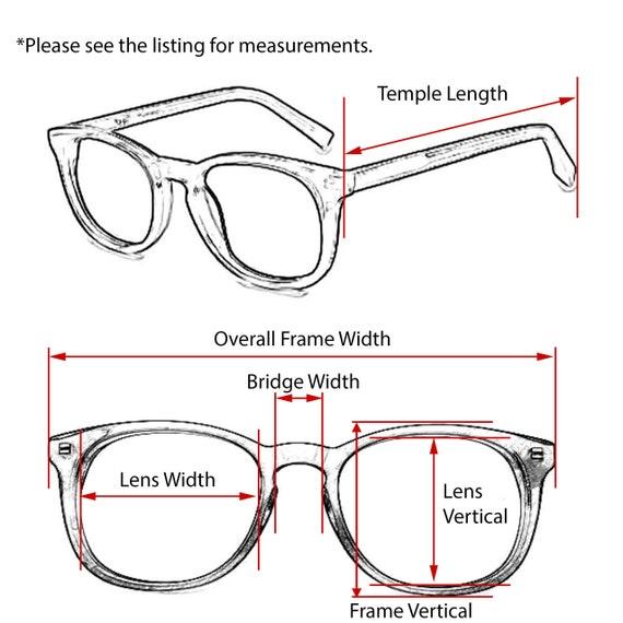 Warby Parker Eyeglasses Finch 234 Tortoise Rectan… - image 9