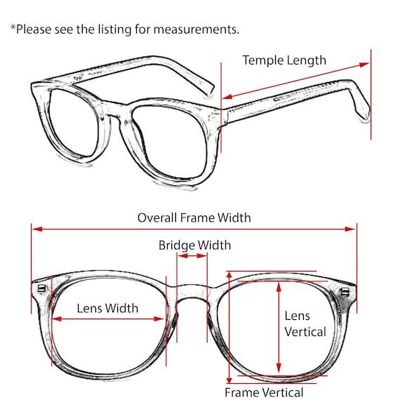 Warby Parker Eyeglasses Annette 256 Tortoise Rect… - image 9