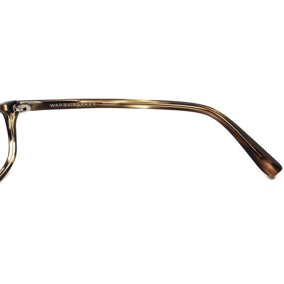 Warby Parker Eyeglasses Annette 256 Tortoise Rect… - image 8