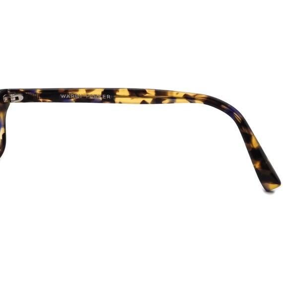 Warby Parker Eyeglasses Linwood 252 Tortoise/Purp… - image 8