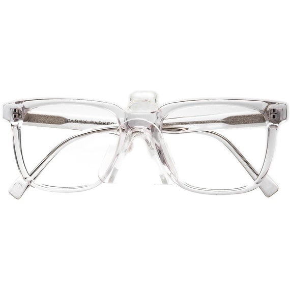 Warby Parker Eyeglasses Chamberlain 500 Clear Squ… - image 6