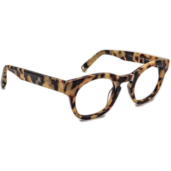 Warby Parker Eyeglasses Kimball 195 Tortoise Round
