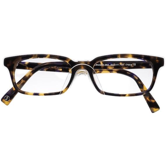 Warby Parker Eyeglasses Linwood 252 Tortoise/Purp… - image 6