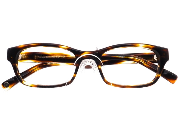 Warby Parker Eyeglasses Zagg 256 Tortoise Rectang… - image 6