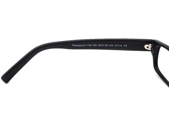 Warby Parker Eyeglasses Thompson 119-100 Black Re… - image 7