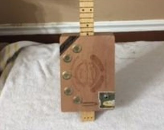 CBG Guitar - Fretless