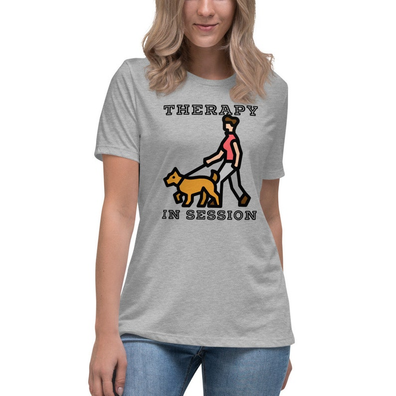 Dog owner gift shirt Eat Sleep Walk Dogs Repeat Dog walker t-shirt Therapy In Session Tshirt Walk Dog t-shirt Funny dog shirt Dog walk