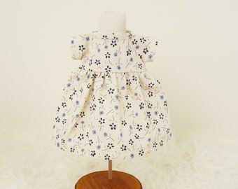 """Doll dress for rag doll """"Olivia"""", as an additional outfit or combinable with an """"Olivia"""" of your choice"""