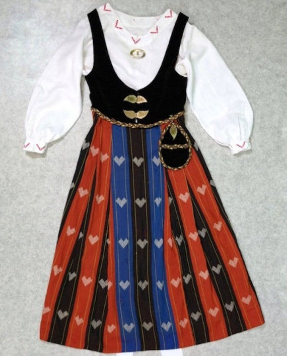 Finnish Folk Costume US size S