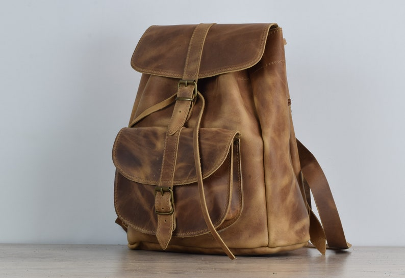 Leather backpack,handmade backpack,leather rucksuck,handmade rucksuck,travel bag,gift for her,Urban backpack,College bag,womens backpack