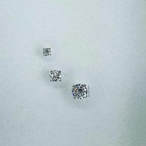 18G LUNA STAR Bioflex Push-Fit \u2022 Crystal Labret \u2022 Comfortable Piercing Tragus|Helix|Conch|Cartilage High Quality Body Jewellery