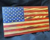 6x12 Rustic USA Flag