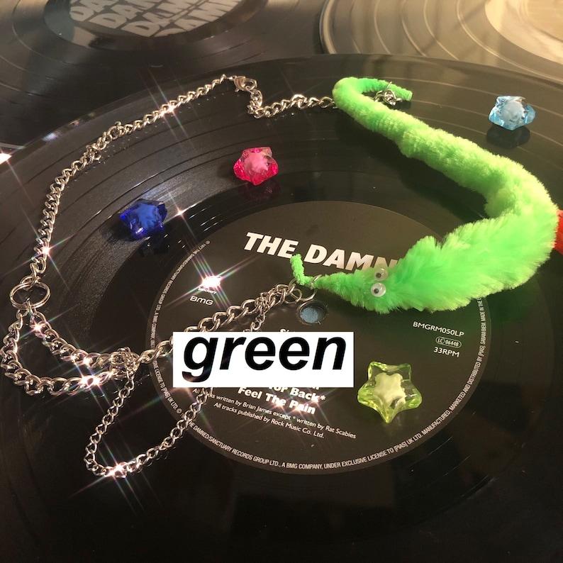 worm chain