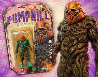 Pumpkill - Designer Retro Toy Figure