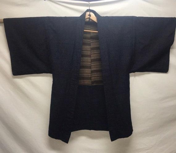 Antique Japanese Haori Robe