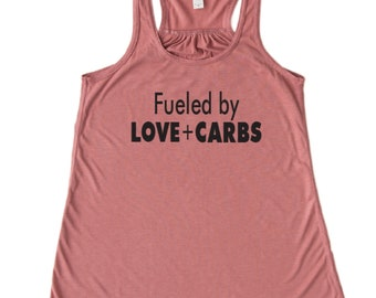 Anti-Diet Tank, Pro-Carb Tank., Gift for her.