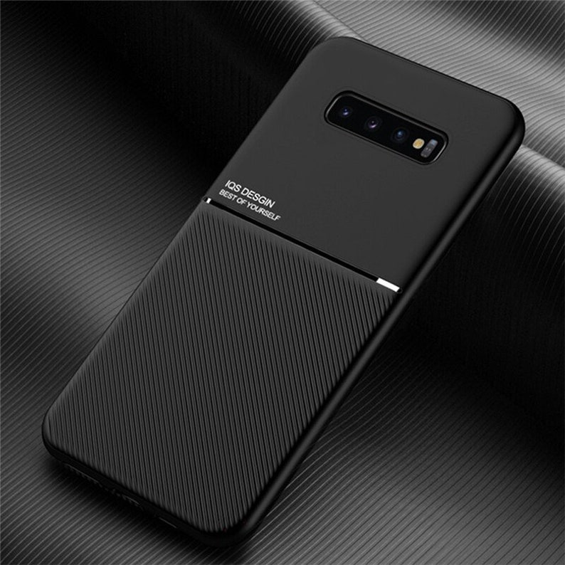 Luxury Leather Case For Samsung Galaxy S21 Note 20 Ultra S20 FE S10 E S9 S8 Plus S Note 10 9 8 S10E S21Plus Phone Magnetic Cover