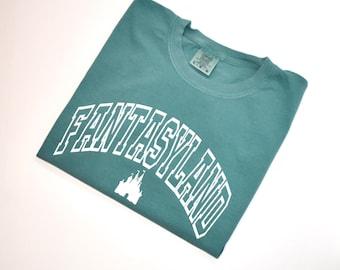 Fantasyland Comfort Color Tshirt