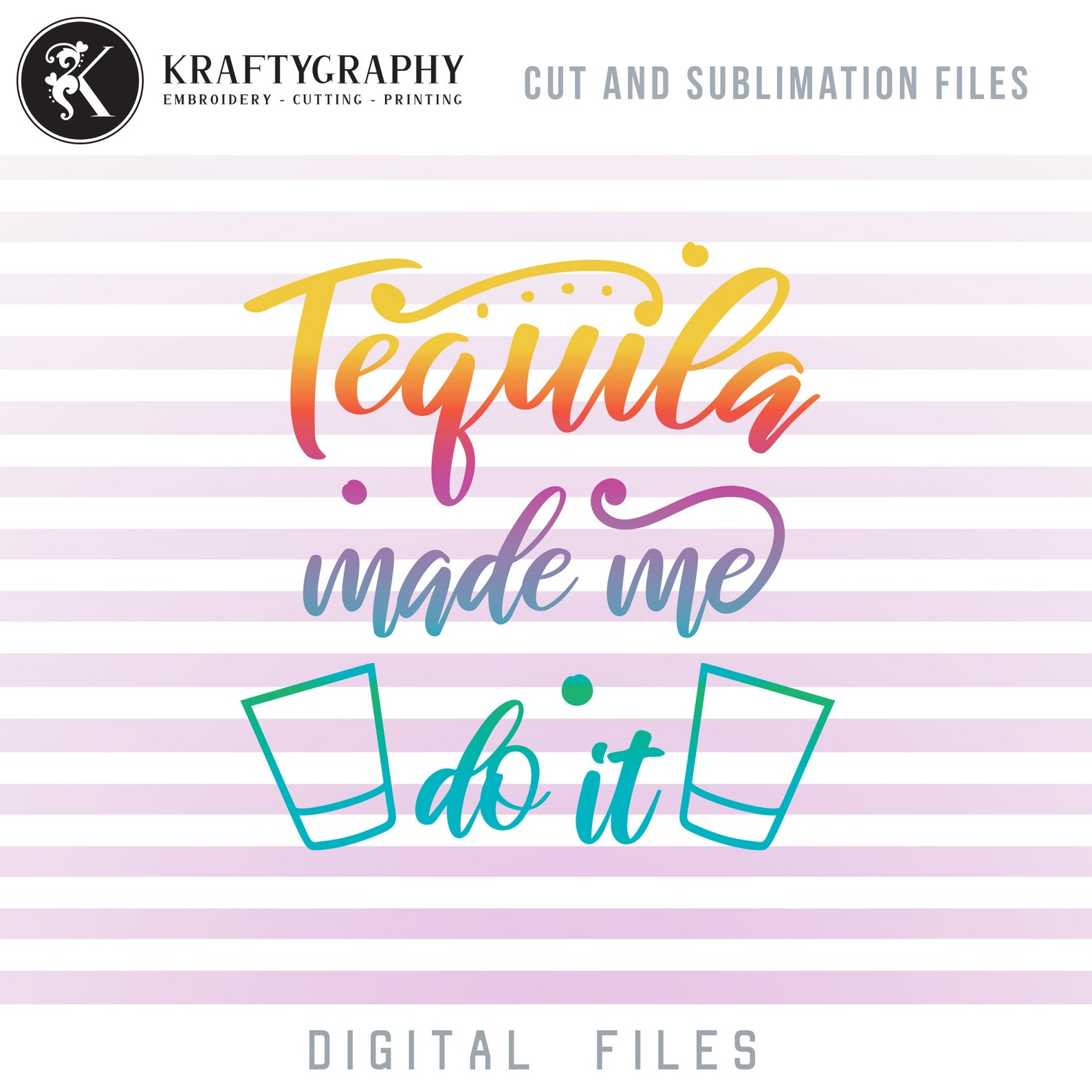 Tequila SVG lustige Trinken Sprüche PNG Sublimation Dateien | Etsy