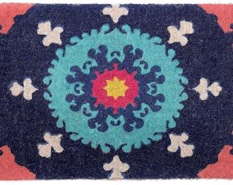 Suzanni 100% Coir Doormat
