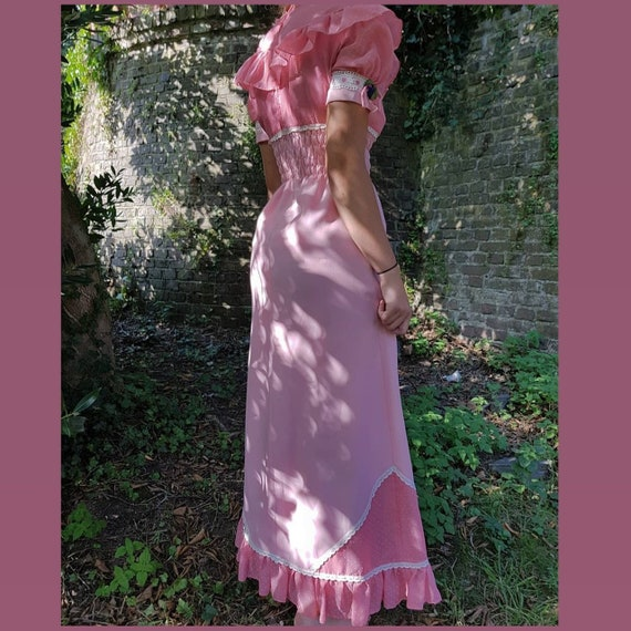 Vintage Victorian Princess Dress - image 2
