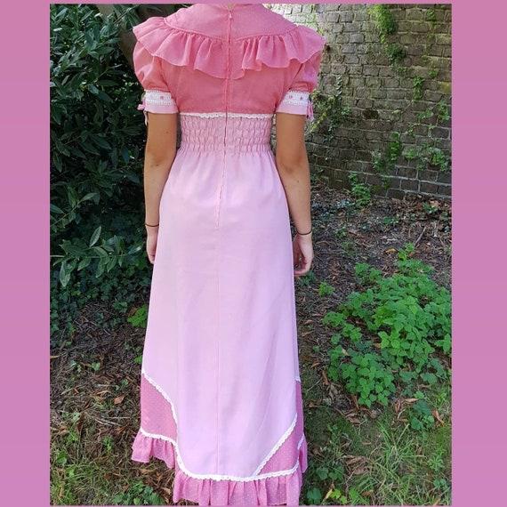 Vintage Victorian Princess Dress - image 3