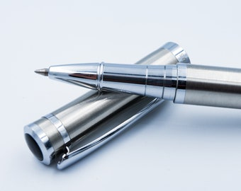The Sterling - Classy metal rollerball pen
