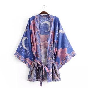 long bohemian kimono gray flame tassel kimono,kimono jacket,kimono cardigan,long beach kimono,tassel kimono,shrug,beach boho dress
