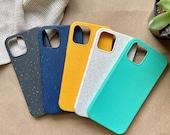 iphone 12 pro mini 12 pro max case compostable Eco-Friendly zero waste 100 biodegradable iphone