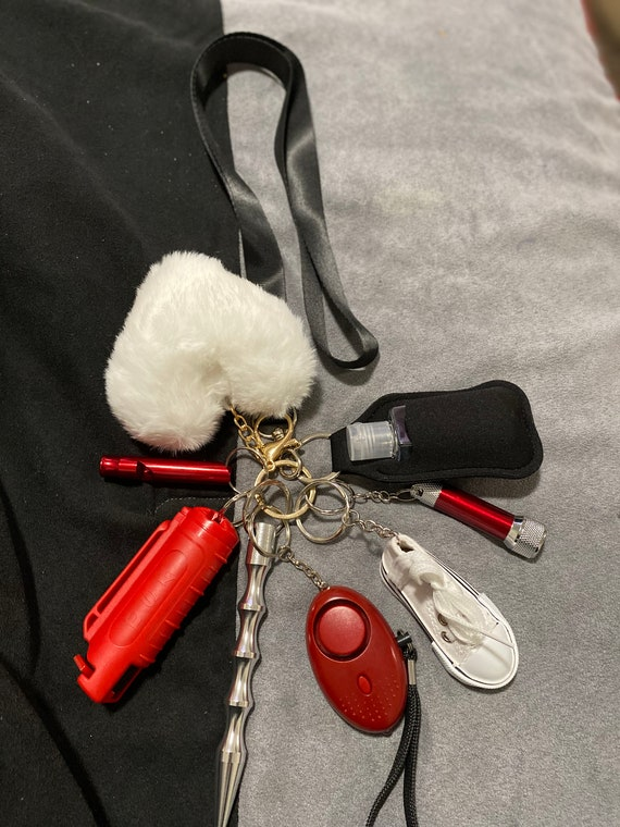 Walk2Safety key chain