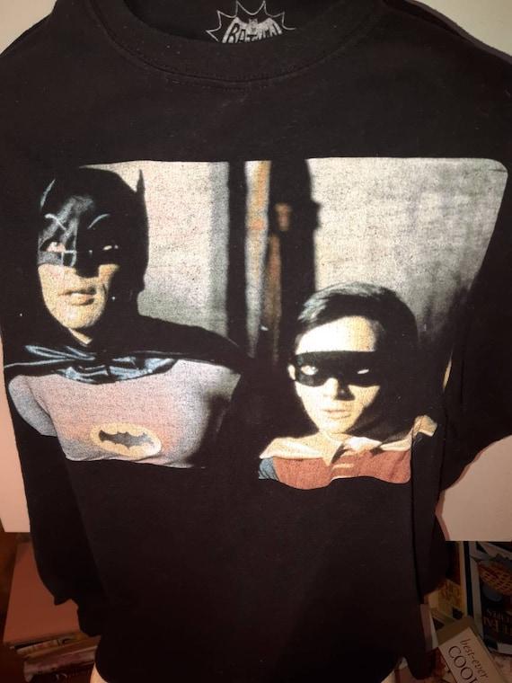 Batman 60s tv show tshirt, gently worn