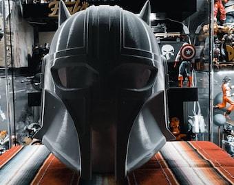 The Armorer Helmet  (3D Printed Kit) from The Mandalorian